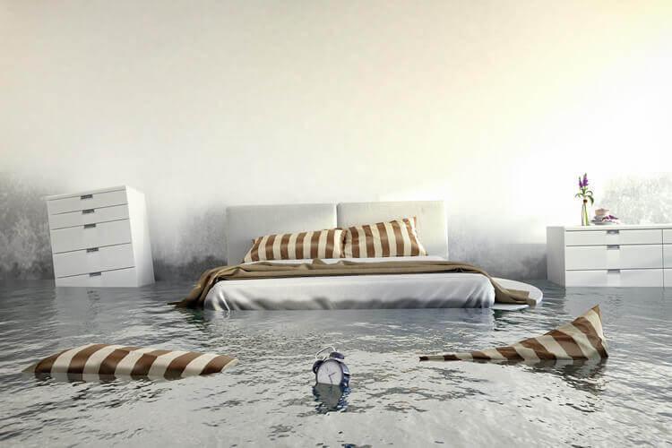 undichtes Wasserbett reparieren