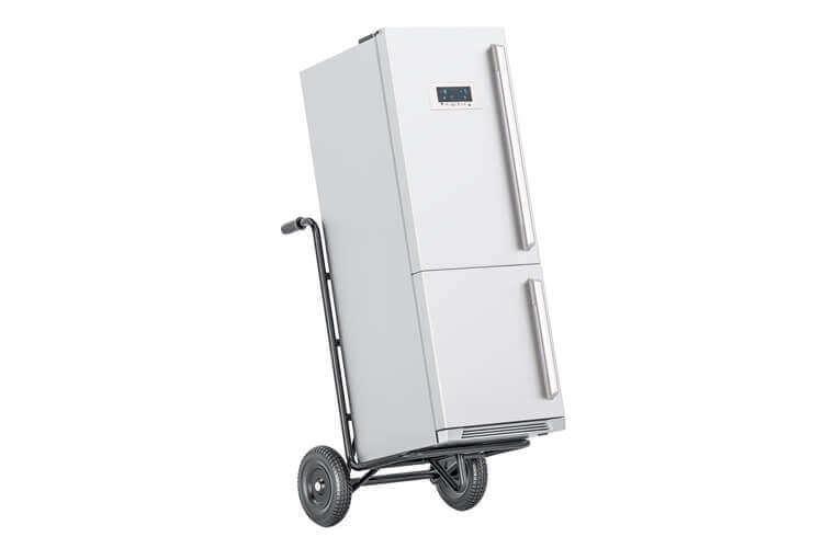 Side By Side Kühlschrank Flach : Kühlschrank liegend transportieren